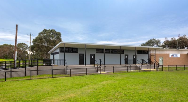 Jack Grut Reserve Sports Pavilion